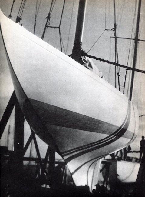 Man Ray, 'Sailboat,' image size: 9 x 11 inches