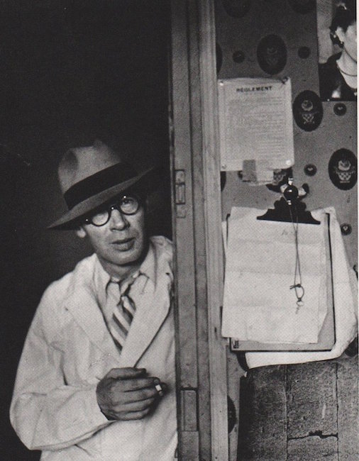 Henry Miller photographed by Brassai, 1968. Sold for $75