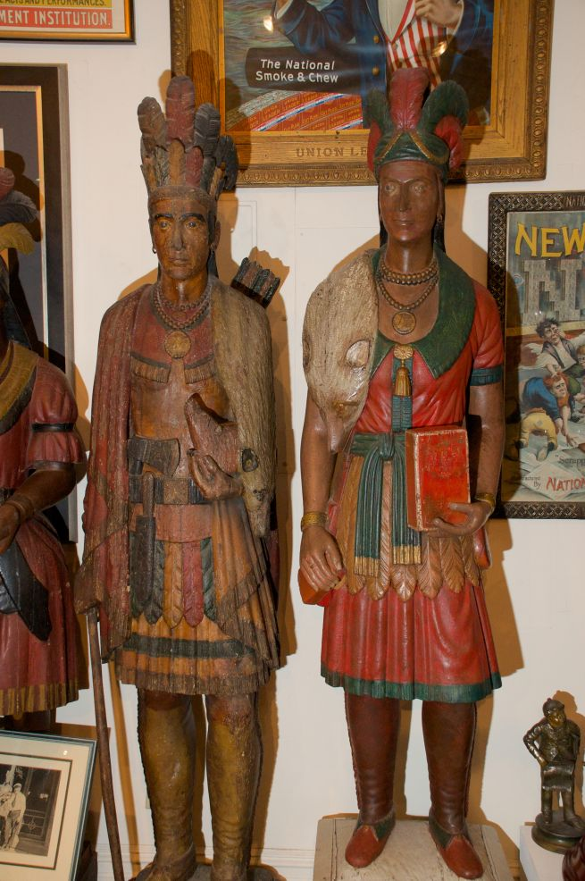 Cigar Store Figures Treasured Folk Art Jasper52