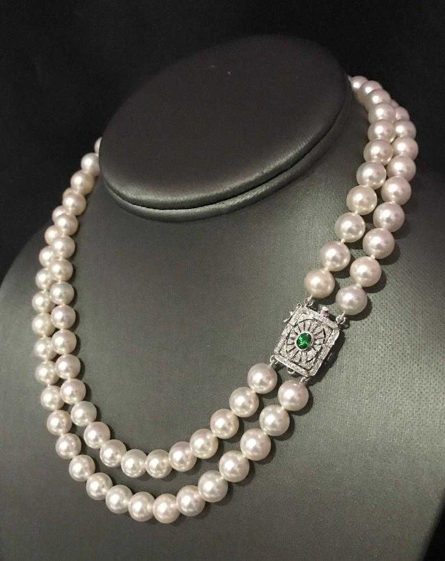 Jasper52 presents exclusive pearl jewelry online auction Nov. 23
