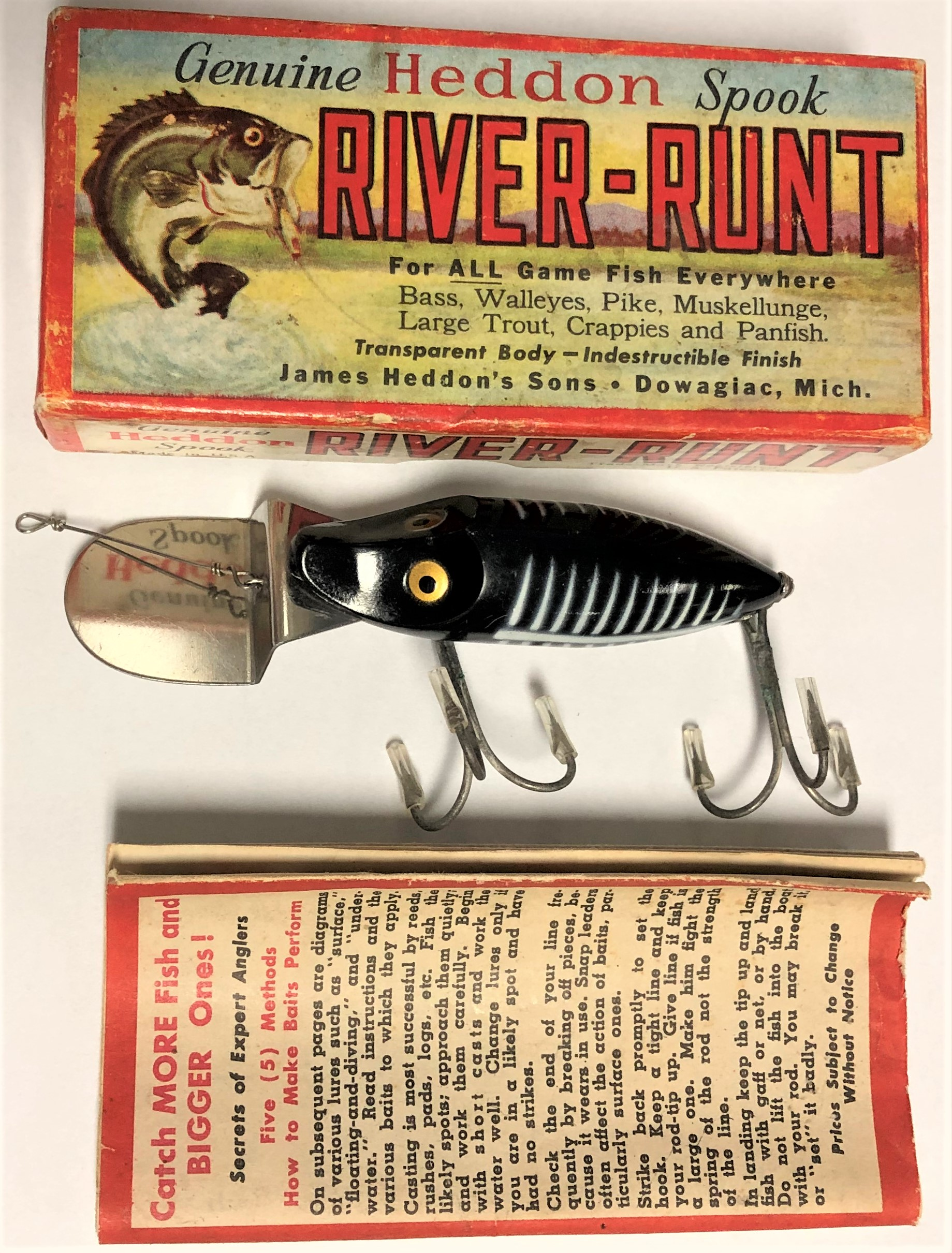 Get hooked on collecting vintage fishing lures – Jasper52