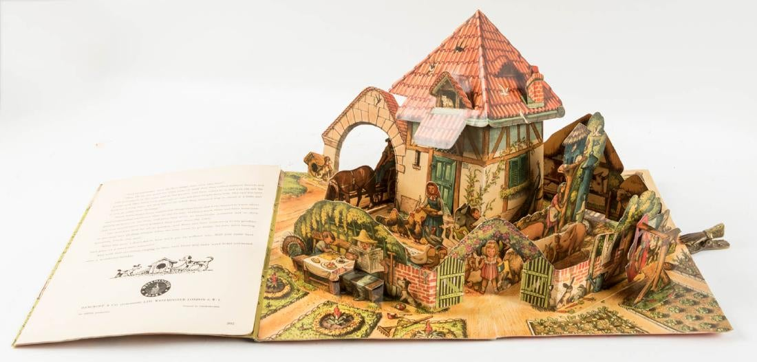 Pop-up books: collectible page-turners in 3-D – Jasper52